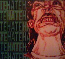 Hate by DreddArt