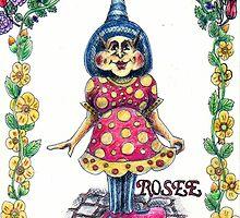 Rosee Pott Bellie Pixie by DreddArt