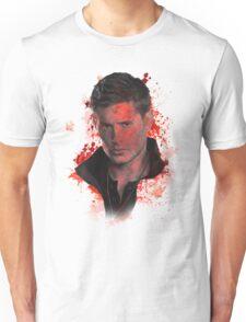 Splatter Dean Winchester Unisex T-Shirt