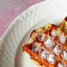 Belgium Waffles by Pamela Maxwell