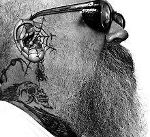 Spider Ear by Cheri  McEachin