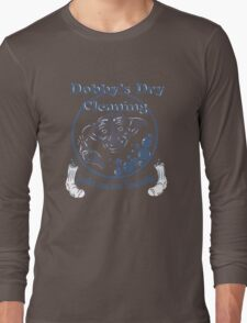 Dobby's Dry Cleaning- Harry Potter Long Sleeve T-Shirt