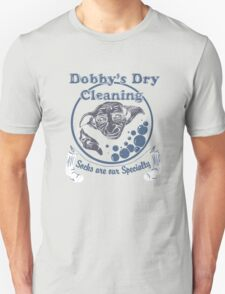 Dobby's Dry Cleaning- Harry Potter Unisex T-Shirt