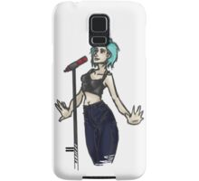 Reading and Leeds- Hayley Williams  Samsung Galaxy Case/Skin