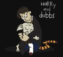 Harry and Dobbs- Harry Potter  Kids Clothes