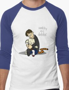 Harry and Dobbs- Harry Potter  Men's Baseball ¾ T-Shirt
