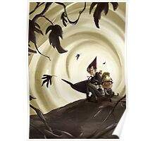 Over the garden wall _ Wirt Greg and Beatrice Poster