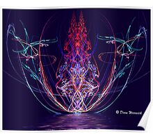 Apophysis Reflection 1 Poster