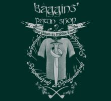 Baggins' Pawn Shop | Unisex T-Shirt