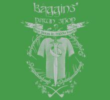 Baggins' Pawn Shop Kids Clothes