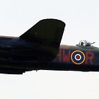 Lancaster Bomber by Mark  Jones