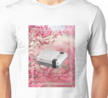 Cherry Blossom NES Unisex T-Shirt