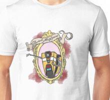 """Claptrap (of Borderlands)- """"Protect Me, Squire!"""" Unisex T-Shirt"""