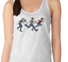 Team Lads Action News (of Achievement Hunter) Women's Tank Top
