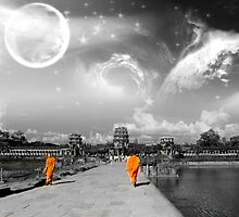 Angkor Wat by buffaloboy