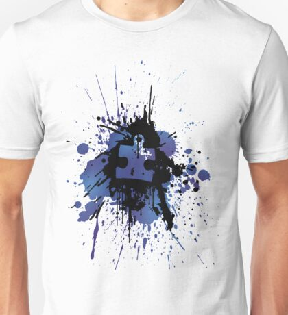A Splash of Awareness  Unisex T-Shirt