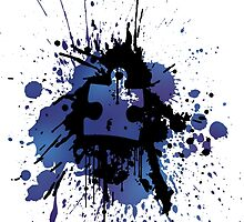 A Splash of Awareness prints by bige898