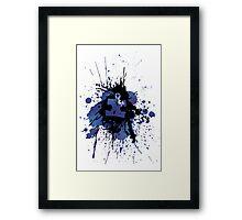 A Splash of Awareness prints Framed Print