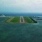 Runway in the Sea by Adria Bryant
