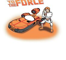 Back To The Force! by SuperDeano