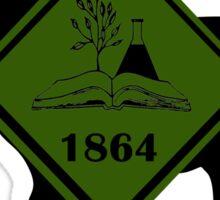 cc 1864 Sticker