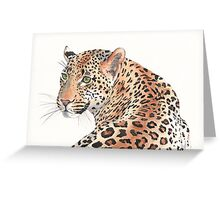 Watchful Greeting Card