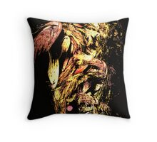 Abstract: TRY Throw Pillow