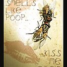 Poopy Smoochy by Kimberlolly