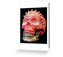 Cute Cranium Greeting Card