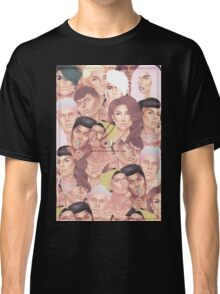 2014 Art Collage Classic T-Shirt