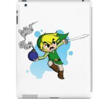 Link in Battle! iPad Case/Skin