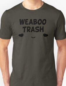 Weaboo Trash - Anime  Unisex T-Shirt