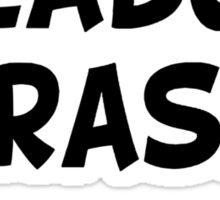 Weaboo Trash - Anime  Sticker