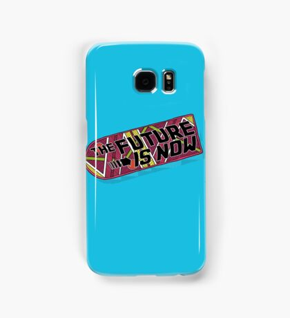 The Future Is Now Samsung Galaxy Case/Skin