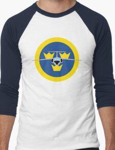 SAAB 105 Men's Baseball ¾ T-Shirt