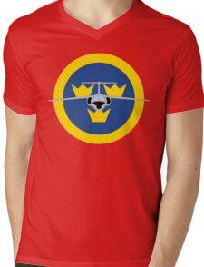 SAAB 105 Mens V-Neck T-Shirt