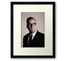 Mark Kermode Framed Print