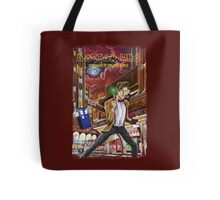 Somewhere in Time and Space Tote Bag