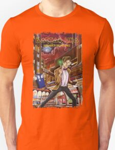 Somewhere in Time and Space Unisex T-Shirt