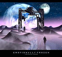 Emotionally Frozen by Dreamscenery
