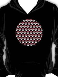 Pokeballs Repeating Shirt T-Shirt