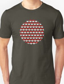 Pokeballs Repeating Shirt T-Shirt