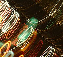 Squiggles, Doodles and Circles of Light and Color by beckclaye
