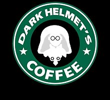 Lord Helmet's Coffee by AllMadDesigns