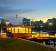 McMahons Point - Moods of A City #40 - The HDR Series by Philip Johnson
