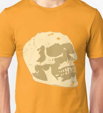 Skull Art Vector Unisex T-Shirt