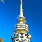 Black Mountain Tower by Penny Smith