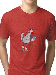 future bird Tri-blend T-Shirt