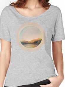 Digital Landscape #4 Women's Relaxed Fit T-Shirt