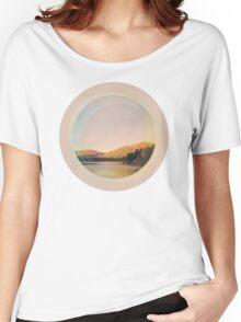 Digital Landscape #4 Women's Relaxed Fit T-Shirt